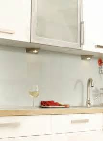 true white glass backsplash