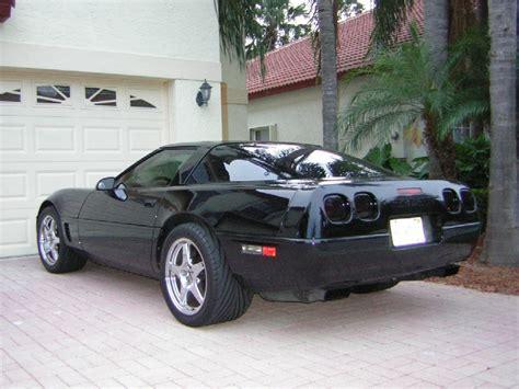 corvette c4 zr1 pics of black c4 s with chrome zr 1 wheels corvetteforum