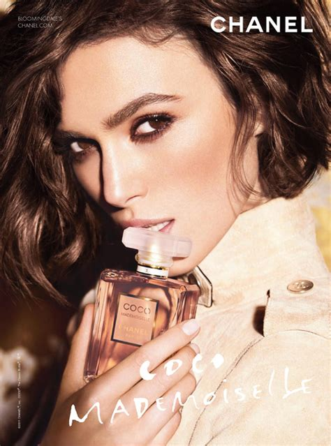 More Keira Knightley For Chanel Coco Mademoiselle by Chanel Coco Mademoiselle With Keira Knightley