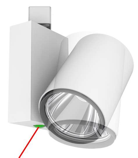 motorized light track loto lighting introduces laserdim with the new zero