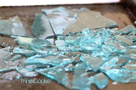 out of sea glass how to make sea glass 1 cookie