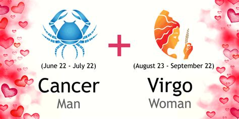 cancer man and virgo woman love compatibility ask oracle