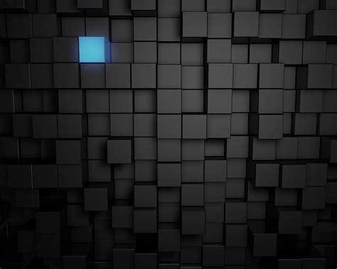 wallpaper blue cube blue cube wallpaper by nidoyam on deviantart