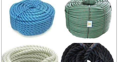 Jual Tali Tambang Goni Bandung distributor produk tali nilon berbagai ukuran tambang