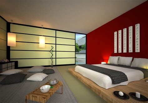 Japanese Bedroom Design by Embrace Culture With These 15 Lovely Japanese Bedroom