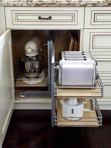 Kitchen Appliance Cabinet Storage 15 Beautifully Organized Kitchen Cabinets And Tips We Learned From Each Organization