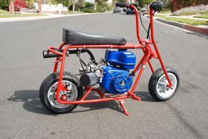 doodle bug mini bike tire size doodlebug build up affordable go karts