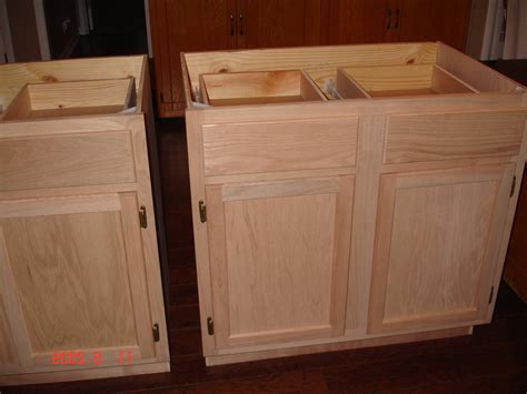 Unfinished L Base by Unfinished Kitchen Island Base Base Wood Utility