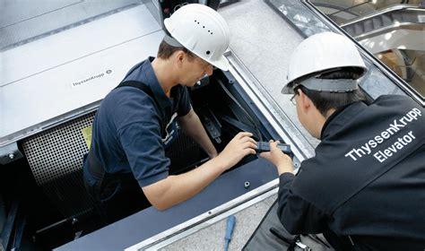 Forklift Technician by Elevator Technicians Kuwait