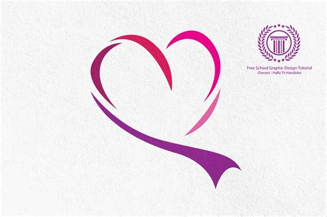 logo design love a 0321985206 love heart logo design tutorial for beginners how to make line letter logo in adobe