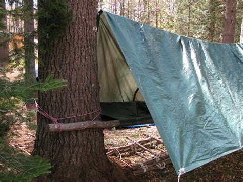 How To Build A Tarp Shed by File Pole Tarp And Rope Shelter 4855 Jpg Wikimedia Commons