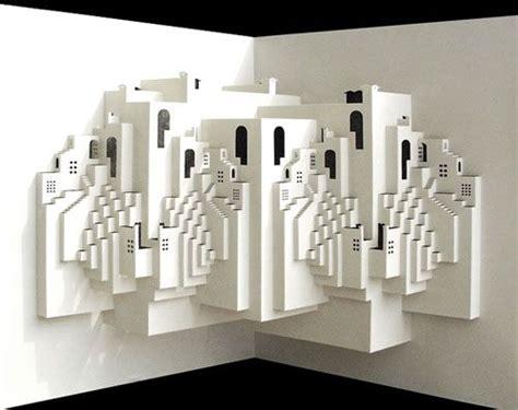 Papercraft Town - 17 beste afbeeldingen pop up op