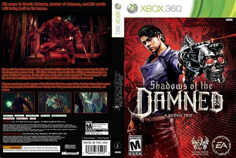 Bd Ps3 Shadows Of The Damned shadows of the damned xbox360 t0685 bem vindo a 224