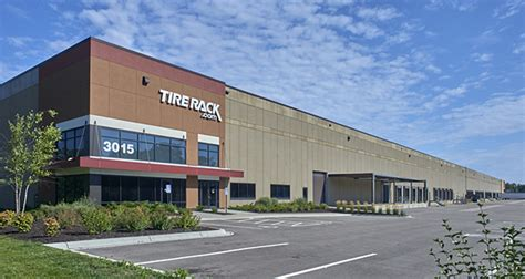 Tire Rack Distribution Center by Ta Realty Buys Iret Site In Roseville Finance Commerce