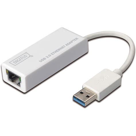 Usb To Lan Kabel digitus dn 3023 usb 3 0 lan adapter netzwerkkarten kabel
