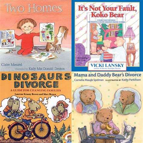 the about divorce books best books about divorce for children popsugar