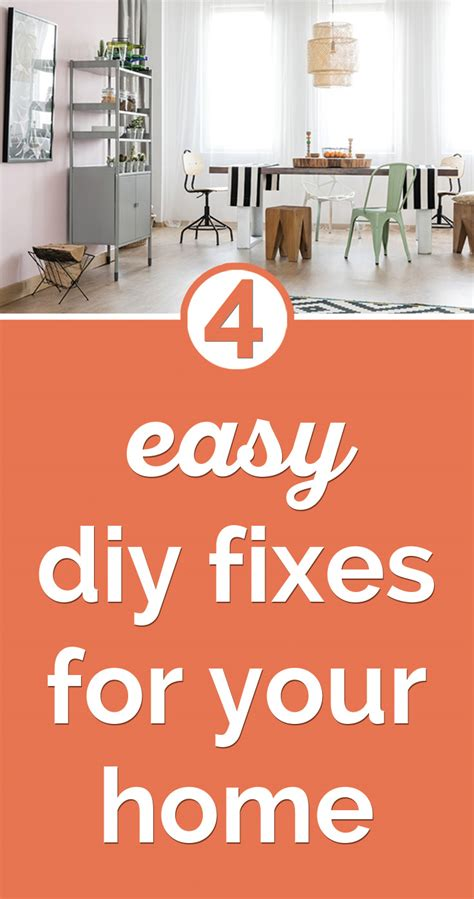 4 easy diy fixes for your home coupons