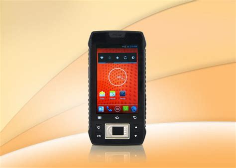 android fingerprint scanner android portable mobile fingerprint scanner with 4 3 inch touch screen