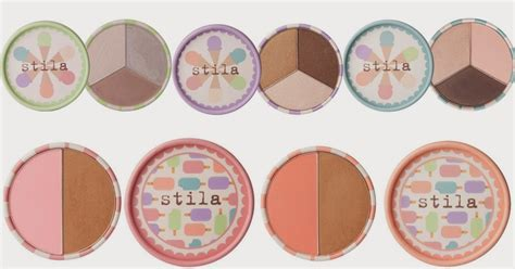 Stilas New Summer Eyeshadow Trio 2 by New Limited Edition Stila Collection For Summer