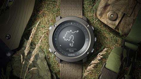 Rugged Cameras Suunto S New Rugged Traverse Smartwatch Is Designed For