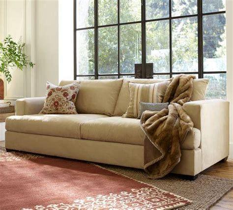hton grand sofa pottery barn
