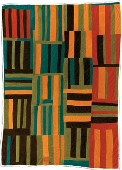 Gee S Bend Quilts For Sale by Quilt Inspiration What Makes This Color Scheme Work