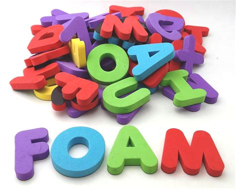 Discover Abc And Number Foam Mat - magnetic letters numbers alphabet magnets for sale