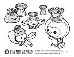 octo coloring www octonauts com goodies html also have a