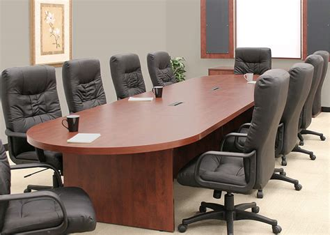 Large Meeting Table Large Conference Table Cherry Mahogany Or Maple Officepope