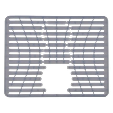 Oxo Grips Sink Mat by Oxo Grips Pvc Free Silicone Sink Mat Large Import