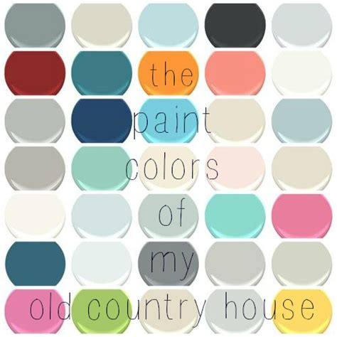 country home paint colors home painting ideas