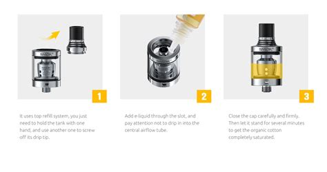 Smok Spirals Glass Glasstube Replacement Spiral smok spiral tank 22mm diameter rba section included