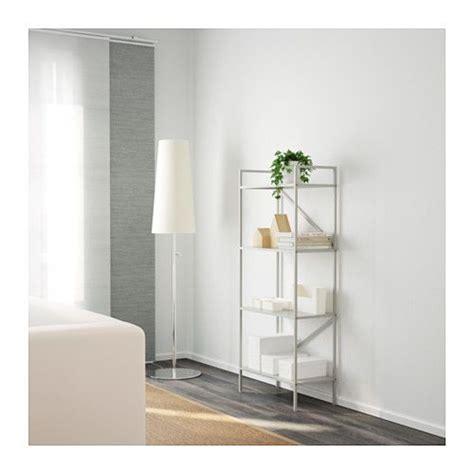 draget shelving unit light grey 60x140 cm ikea draget shelf unit light gray shelves lights and apartments