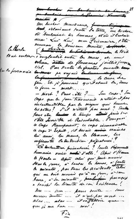 Revista Philomatica: Maupassant, Le Horla e a sífilis