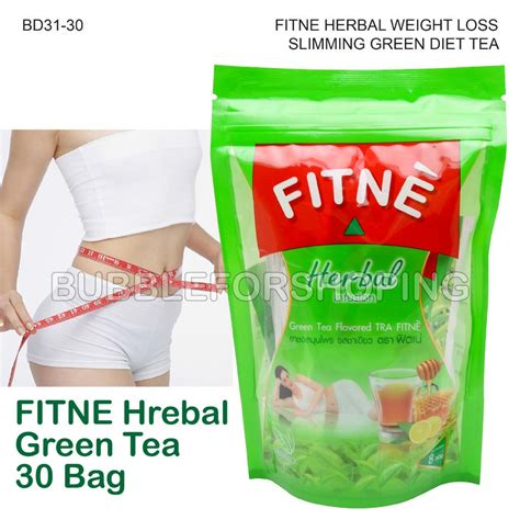 weight management tea 30 bag fitne herbal weight loss slimming green diet tea