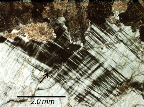 tartan twinning k feldspar phenocrysts deformation itaporanga pluton