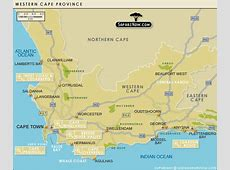 Cape Town Map and Cape Town Satellite Image Mabopane South Africa