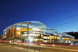 Commercial Building Plans Jean Paul Viguier Architecture Projet P 244 Le De Loisirs