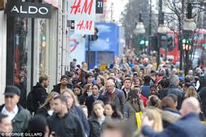 Shoppers Visa Gift Card - high street braced for busiest day in christmas run up today with 163 1m a minute being