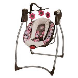 graco electric doll swing graco comfy cove dlx swing chelle graco babies quot r quot us