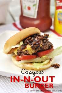 In N Out Burger In N Out Burger Copycat Recipe Relish
