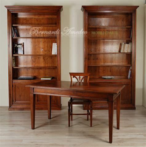 libreria noce librerie in legno 9 librerie