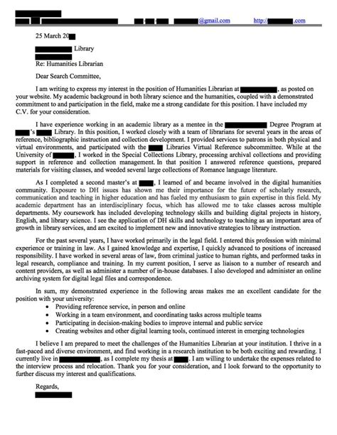 Sle Librarian Resume Cover Letter by The 25 Best Sle Of Reference Letter Ideas On