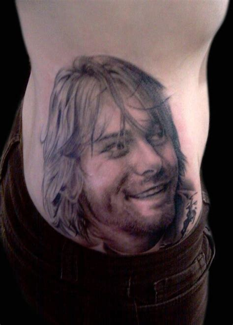 kurt cobain tattoos frank tattoos page 5