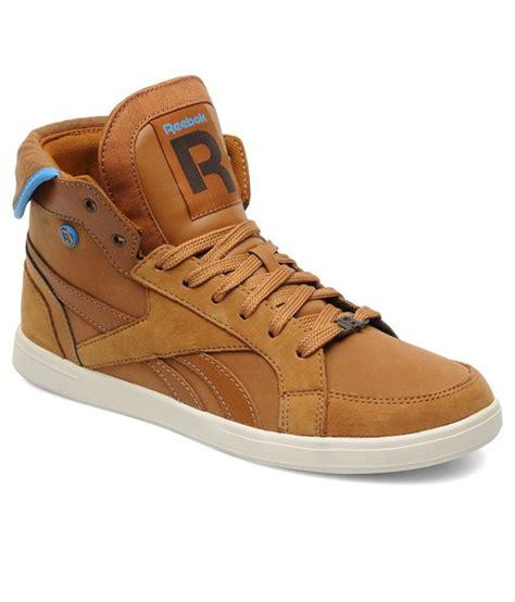 Sepatau Casual Reebox Classic Sneaker 40 44 Reebok Brown Sneaker Shoes Buy Reebok Brown Sneaker