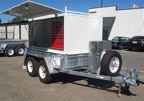 richmond boat and rv show premier trailers adelaide 8x5 tandem tradesman s