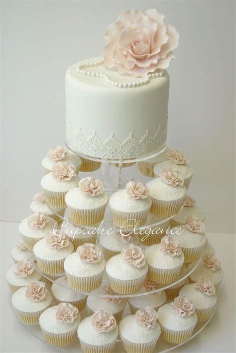 best 25 wedding cupcake towers ideas on