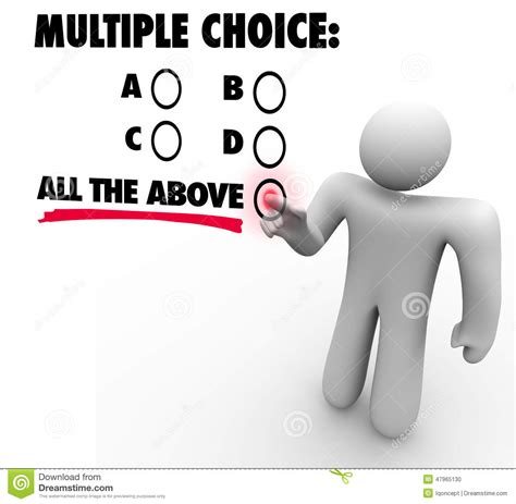 quiz questions with options multiple choice all the above options test quiz