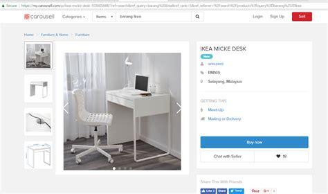 Produk Ikea banyak pilihan produk ikea di carousell