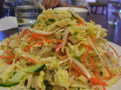 cuisiner chouchou food cuisine du monde recette de salade de chou